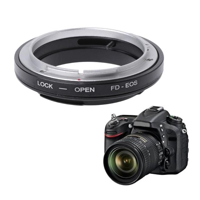 Anneau adaptateur de montage FD EOS pour objectif Canon FD à EF EOS monture caméra caméscope nouveau JUL 18A