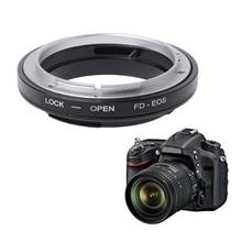 FD EOS محول تركيب حلقة لكانون FD عدسة إلى EF EOS جبل كاميرا فيديو جديد JUL 18A