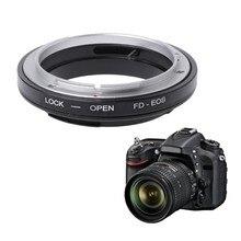 FD-EOS переходное кольцо для Canon FD объектив к EF EOS Крепление камеры видеокамера Новый JUL-18A