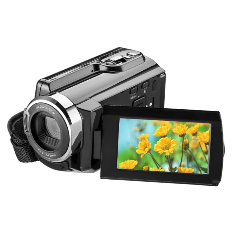 все цены на 1080P Video Camera 20MP 2.7 inch LCD Screen USB 2.0 1080P Full HD Video Camera 16X Digital Video Zoom DV Camcorder онлайн
