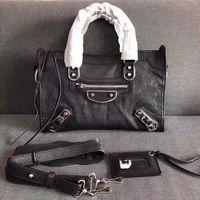 Индивидуальные высокого качества кожаная женская сумка Шевро золотистые металлические части плечо перекинул из натуральной кожи для женщ