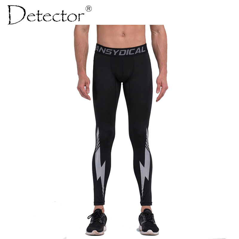 ФОТО Mens Running Camo Base Layer Fitness Jogging Compression Tights Long Pants Sport Basketball Training Leggings Mens Gym Wear