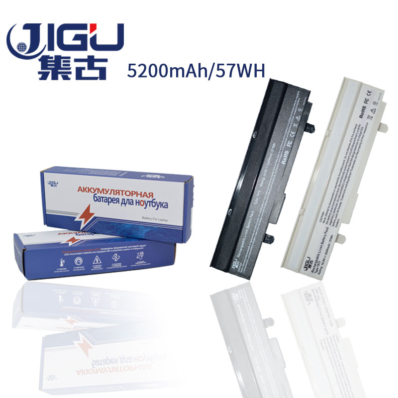 JIGU Laptop Battery For ASUS Eee PC 1215B 1215P 1215T 1015PW 1015PD 1015PD 1015PED 1015PEM 1015PW White