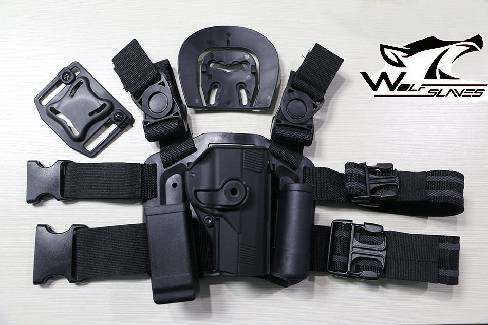 Top Quality Tactical Military Wargame CQC Style Beretta PX4 Pistol Holster Sets  gun holster free shipping high quality gun holster military waist safarland 6335 1911 holster tactical gun holster
