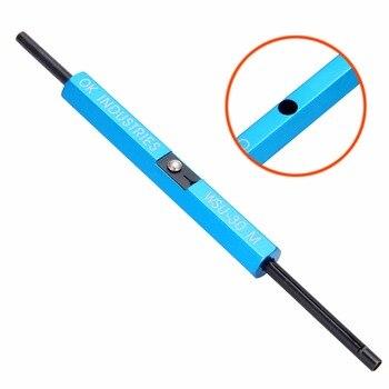 Pc Novo WSU 1 Ferramenta Faixa Unwrap Ferramenta Para AWG Wire Wrap Cabo 30 Prototipagem Embrulho Ferramentas Manuais