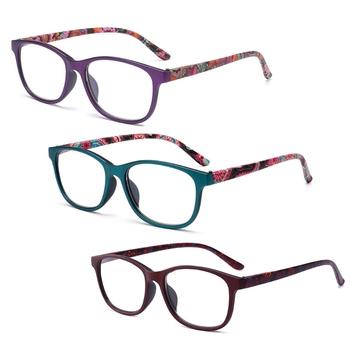 Nowy kwiat okulary do czytania okulary do czytania okulary do czytania mężczyźni kobiety 1 0 1 5 2 0 2 5 3 0 3 5 4 0 dioptrii dla dojrzałych tanie i dobre opinie NoEnName_Null WOMEN Unisex Przezroczysty NONE CN (pochodzenie) Lustro Reading Glasses 3 6cm Szkło 5 6cm Z tworzywa sztucznego