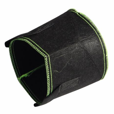 BS 5 colors fang colors Black Thickening Fabric Pot Plant Pouch Root Container Grow Bag Tools
