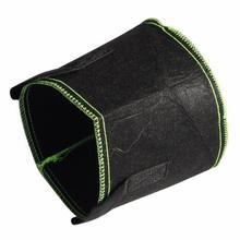 BS-5 цвета Клык цвета черный утолщение горшок из ткани горшок для растений контейнер для проращивания растут сумки для инструментов сад горшки товары для огорода