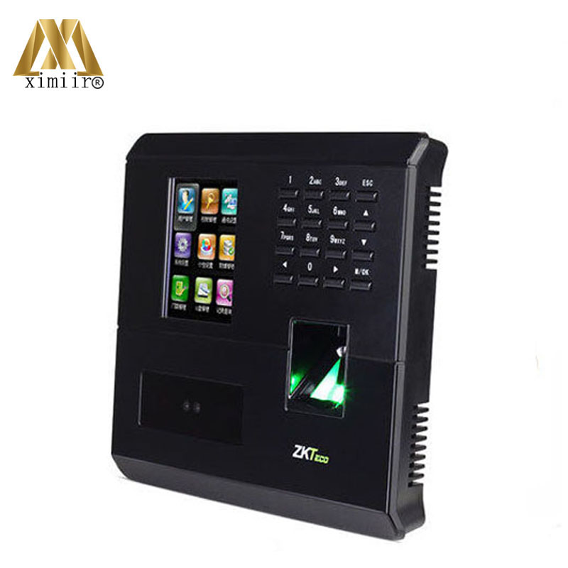 New Arrived Face Door Controller  UF200 Face+fingerprint Time Attendance And Access Control TCP/IP Time Clock With Free Software