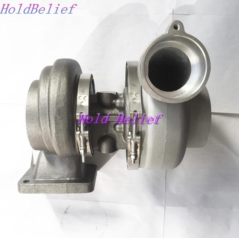 Nova KTR100-3F Turbo Turbocharger 6501-11-3100 para o Motor Komatsu 4D120