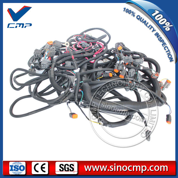 PC220 7 excavator external wiring harness 20Y 06 31611 for Komatsu on safety inspection, respirator inspection, pipeline inspection, equipment inspection, housing inspection, food inspection, fall protection inspection,