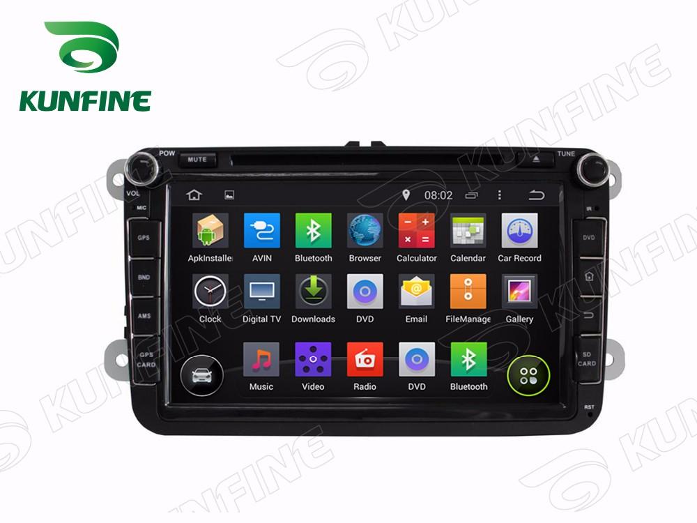 Car dvd GPS Navigation player for VW KF-V2006 A