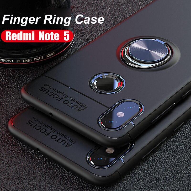 Новый 2019 палец кольцо стенд чехол на сяоми редми ноут 7 редми нот 6 ксиоми редми нот 5 / чехол Redmi Note 7 чехол на Xiaomi Redmi Note 6 Pro Note 5