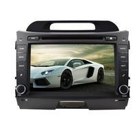 Android Car DVD Player WIFI GPS Navigation for kia sportage Car Auto Video Headunit AM/FM Radio for KIA Sportage R 2011 2014