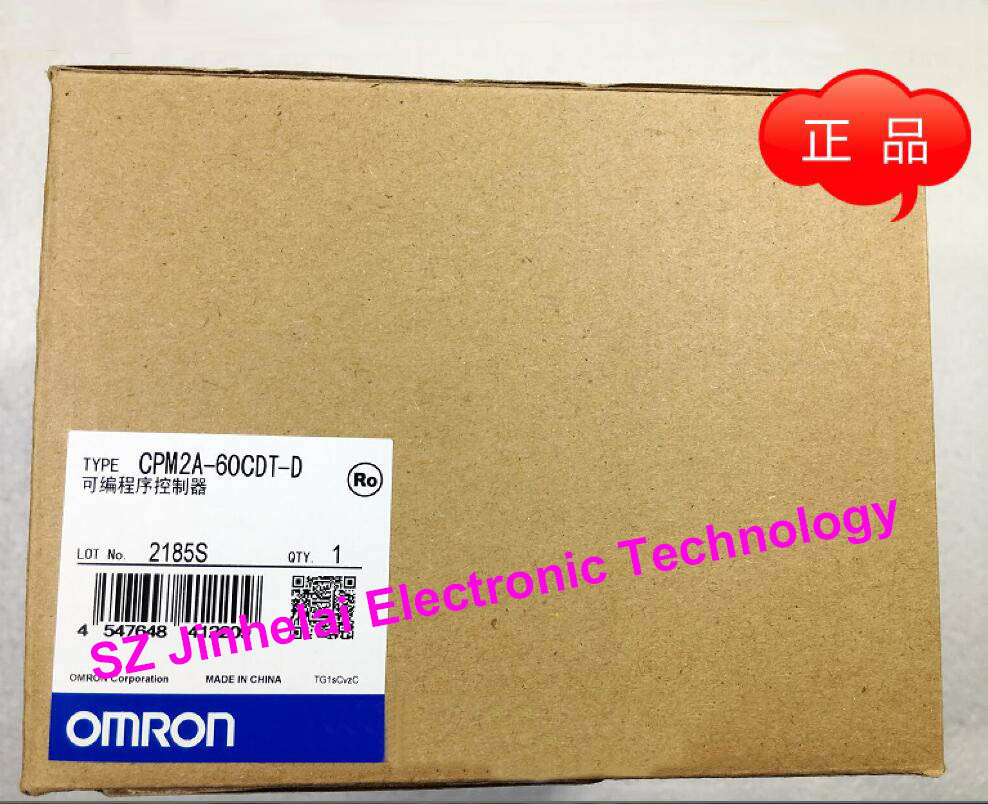 все цены на New and original CPM2A-60CDT-D OMRON Programmable controller онлайн