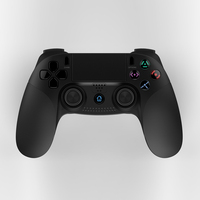 Bluetooth wireless Gaming Joystick Gamepad For Sony PlayStation 4 / PS4 / PS / PC Game Controller