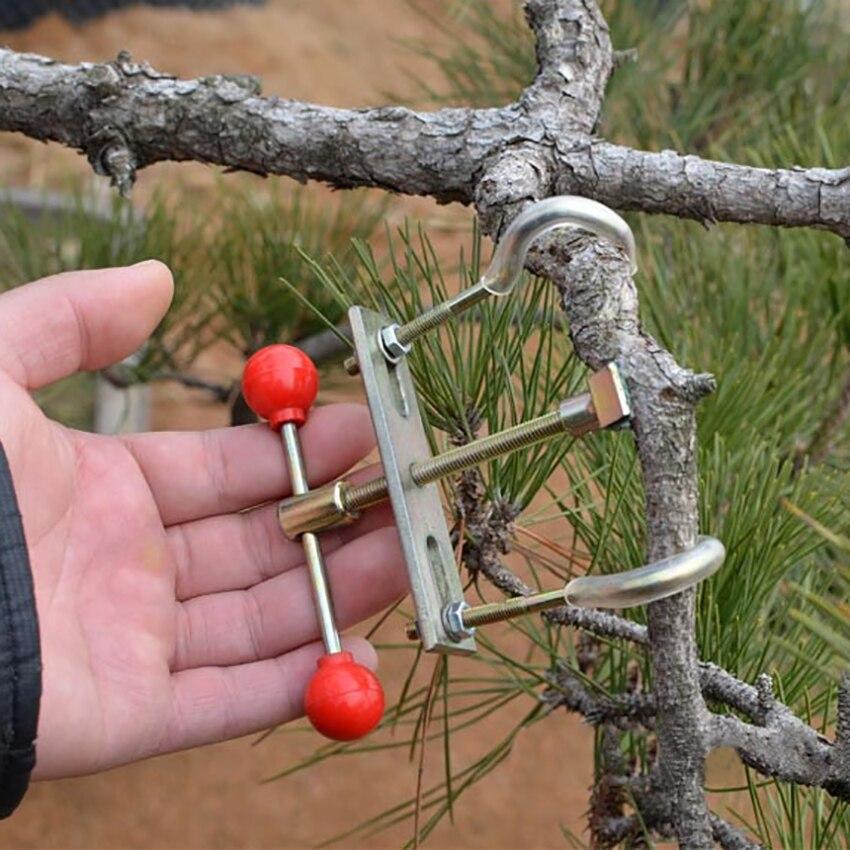 Pruner Bender Bonsai DIY Modeling Tool Twig Trunk Adjuster Small Bender Curved Device Garden Pruner Shears Lopper Regulator