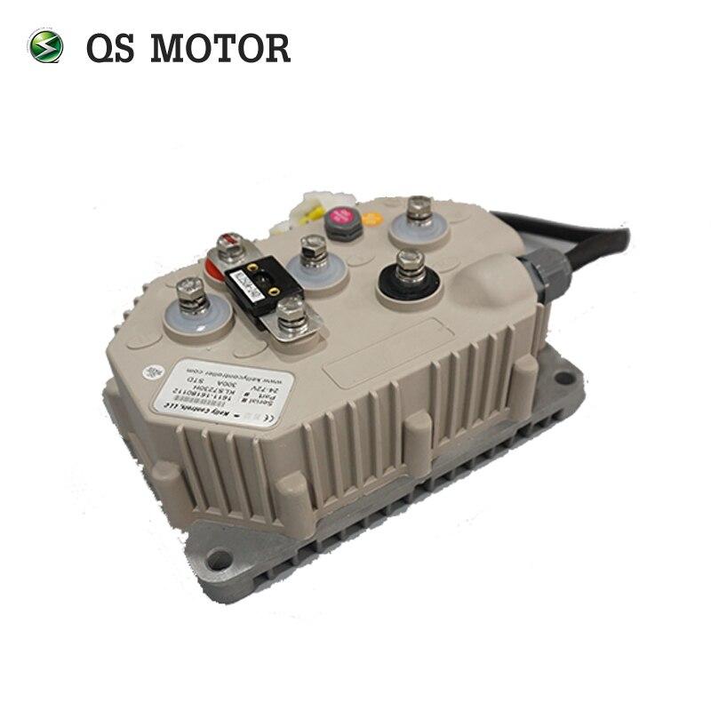 Contrôleur de moteur de moyeu de roue, KLS8415HC, 24 V-84 V, 150A, avec BUS CAN, contrôleur de moteur sans balai sinusoïdal