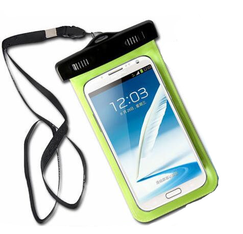 Waterproof Bag for Iphone 7 6 plus 5 8 samsung galaxy s6 s8 plus mobile phones dry cell phone water proof neck pouch bags