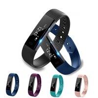 Fitness Heart Rate Monitor Sleeping Tracker Sport Watches Alarm Clock Step Pedometer Counter polar Running Watch