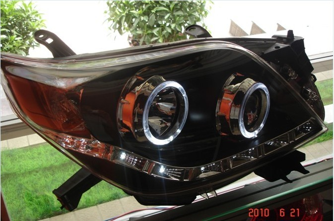 HID, 2010 ~ 1013, style de voiture pour phare Prado, FJ150 LC150, Innova, Cruiser, vios, RAV4, camry, Hiace, sienna, yaris, phare Prado - 4