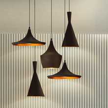 Design Pendant Lamp Beat Light copper shade Chandelier Lights,A+B+C(Tall,Fat and Wide) AC90-240V