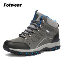 Fotwear Men's boots Men Casual shoes Keep your feet warm and comfortable in cold weather Excellent durability Lace up shoes цена 2017