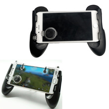 New Mobile Game Controller Gamepad + L1 R1 Trigger Aim Button L1R1 Shooter +
