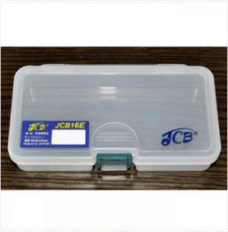 Jcb16e tool box fishing accessory tackle box flying fly box jewelry