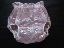 Adult cloth nappies pants plastic