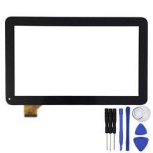 10.1 pulgadas para TX58 TX59 Tablet PC Capacitiva de la Pantalla Táctil Lente de Cristal Del Panel Reemplazo Envío Gratis