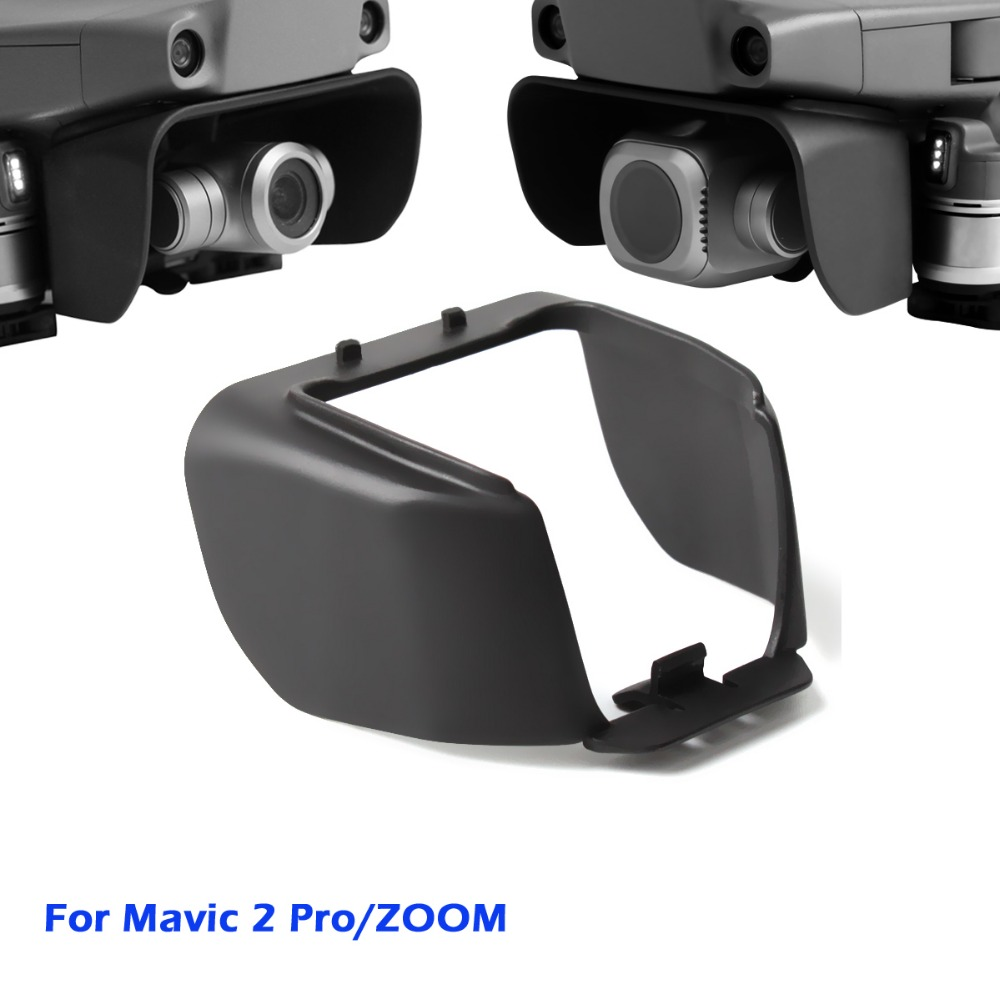New Lens Hood Sunhood Updated Sunshade Protect Gimbal Camera For DJI Mavic 2 Pro/Zoom Quadcopter Camera Drone Accessories