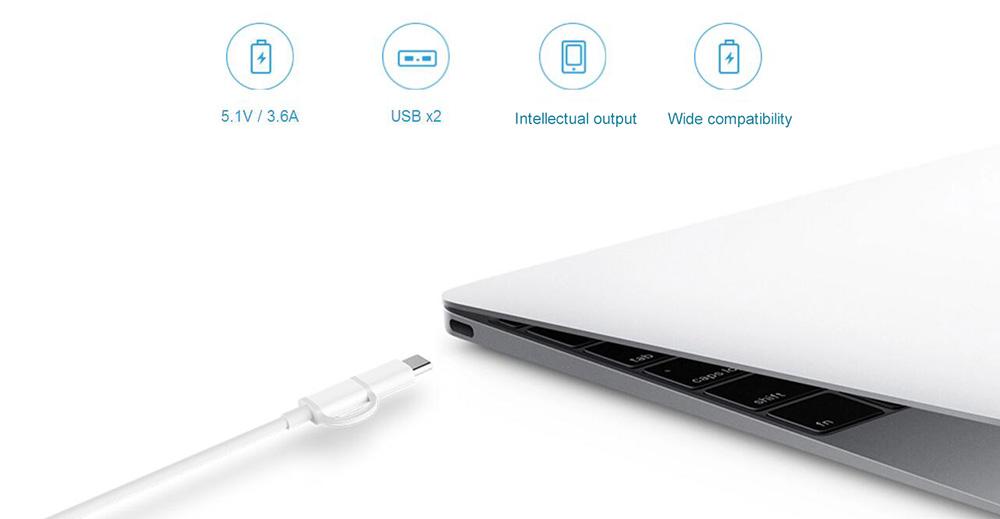 Xiaomi Mi Powerbank 2 20000 mAh Power Bank External Battery Micro USB Portable Bateria Externa Portable Charger 20000mAh (5)