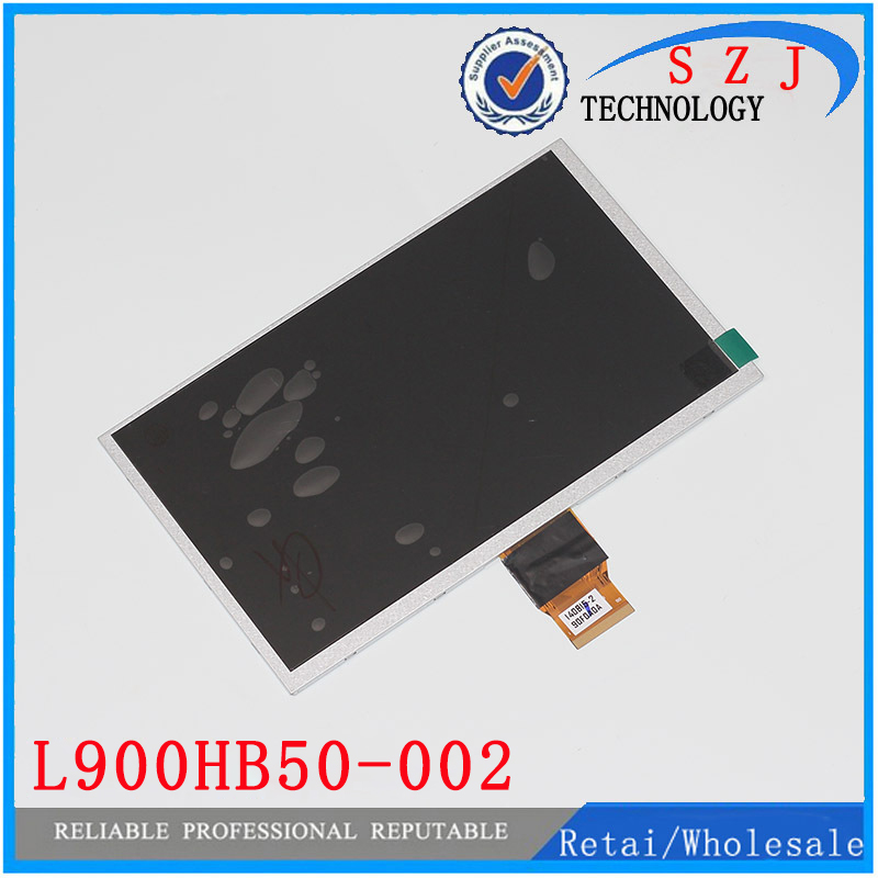 Original 9 inch Tablet PC LCD display L900HB50-002 LCD Screen Digitizer Sensor Replacement 1024*600 Free Shipping original 9 inch lcd display panel fpc9005001 for tablet pc lcd screen replacement free shipping