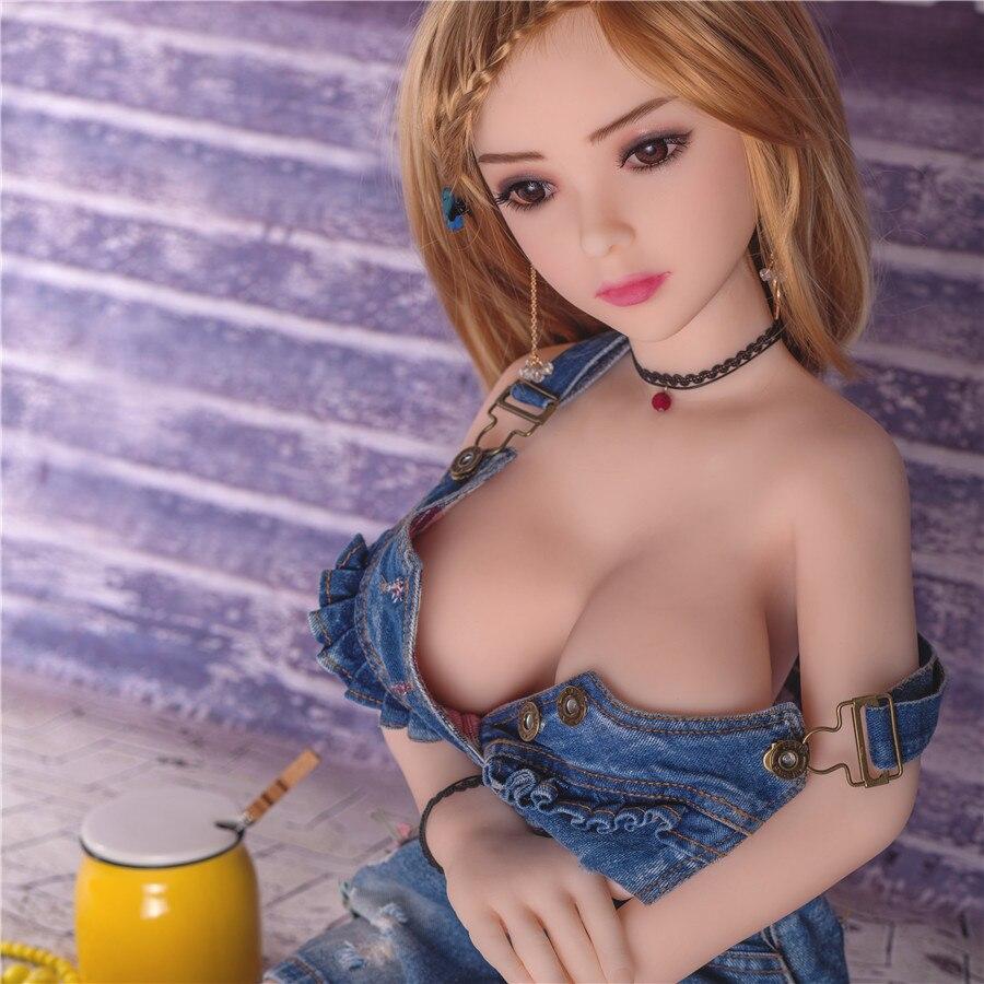JUSE 100 cm vraie poupée de Sexe tpe amour poupée 100% Figure poupées SANS odeur D tasse seins poupées de sexe Oral sexe vagin anus