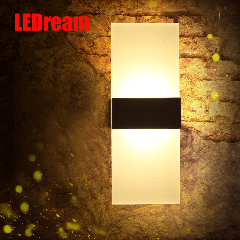 Led lamp of the head of a bed wall lamp children room bedroom living room  corridor