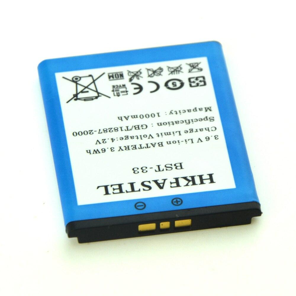 2018 Nephy Original Battery Bst 33 For Sony Ericsson U10i J105i T715 Z800 Schematic Diagram New Li Ion Mobile Phone W205 W300 W300i