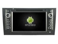 Android 8.0 octa lõi 4 GB RAM xe dvd player cho AUDI A6 S6 RS6 1997-2004ips đầu màn hình cảm ứng đơn vị băng ghi âm radio với gps