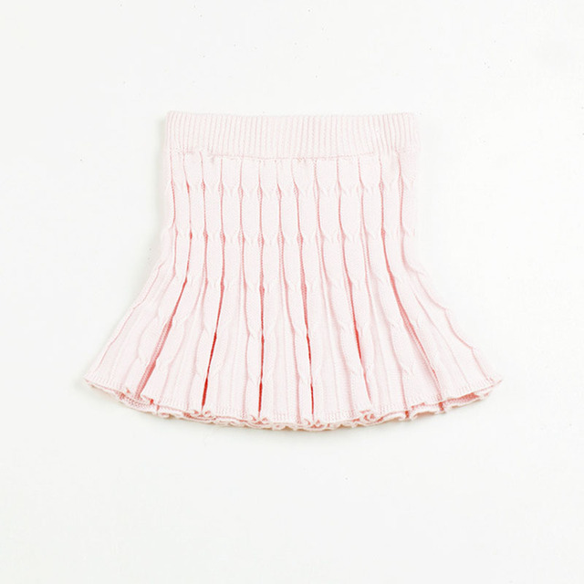 Pettiskirts Tutu Skirts For Children Cotton Solid Colors Short Cute 2017 New Baby Toddlers Clothes