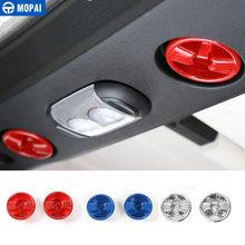 Крышка кнопки переключателя mopai из АБС пластика для jeep wrangler