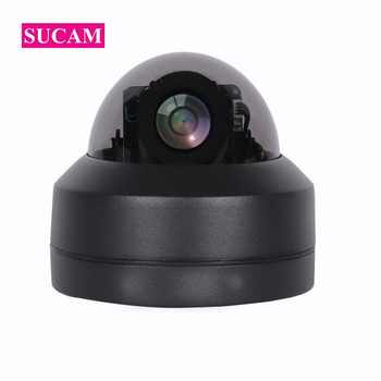 Waterproof 1080P Starlight PTZ IP Camera 2MP SONY307 Indoor Outdoor Dome Pan Tilt 4x Zoom Optical Black Home Security Camera POE - DISCOUNT ITEM  23% OFF All Category