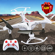 Envío gratis 100% original syma x13 tormenta mini rc quadcopter 2.4g 6-axis drone headless helicóptero toys regalo vs h22 h21 h8 mini