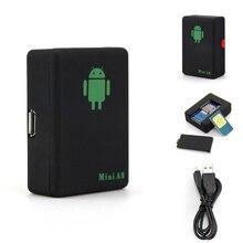 Anbes Mini A8 GPRS Tracker Rastreador Veicular Auto Haustier GSM £ Tracker Tracking Device SOS Taste Universial Auto A8 Mini