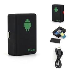 Mini A8 GPRS Tracker Rastreador Veicular Car Kids Pet GSM LBS Tracker Tracking Device With SOS Button For Universial Car A8 Mini