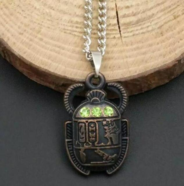 Mixed style egyptian scarab beetle necklaces pendant necklace chain mixed style egyptian scarab beetle necklaces pendant necklace chain woman mens charms jewelry aloadofball Choice Image