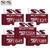 Suntrsi Micro SD Card 256GB U3 4K video Class 10 High Speed Memory Card 128GB 64GB 32GB U1 Class 10 SD Card for Phones Cameras