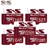 Suntrsi Micro SD Card 256GB U3 4K video Class 10 High Speed Memory Card 128GB 64GB 32GB U1 Class 10 SD Card for Phones Cameras