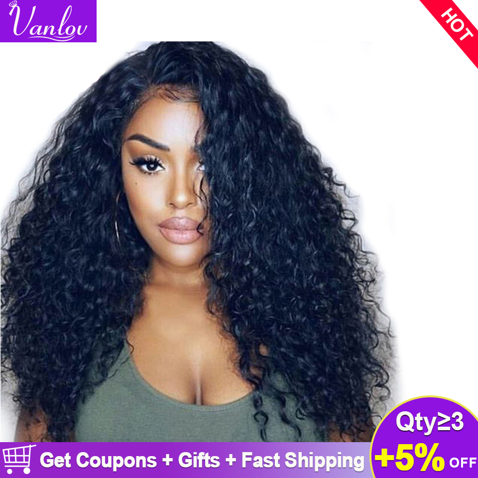 Brazilian Human Hair Wigs Ocean Wave Hair Wigs With Bangs For Women Non Remy Hair Front Wig Natural Color Full Machine Wigs Selling Well All Over The World Lace Wigs