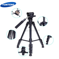 Yunteng 691 Aluminum Travel Tripod Mobile & Accessories Professional Pan Head