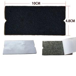 Image 2 - EHDIS 100 Uds película de vinilo de fibra de carbono revestimiento para coche escurridor de tela de borde de fieltro ventana tintes herramienta accesorios de coche pegatinas herramienta
